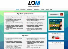 licencedemathematiques.com