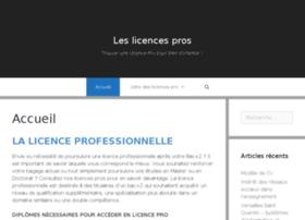 licences-pro.fr