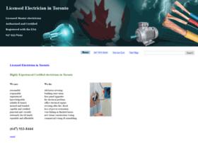 licensedelectricianintoronto.blogspot.com