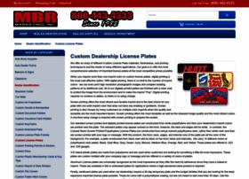 licenseplatedirect.com