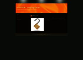 licensing.activepdf.com