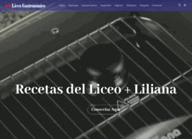 liceogastronomico.com
