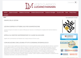 liceomanara.it