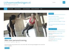 lichaamsoefeningen.nl