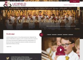 lichfieldcathedralschool.com