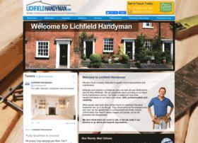 lichfieldhandyman.com
