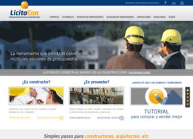 licitacon.com.ar