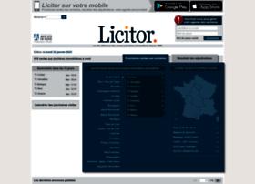 licitor.com