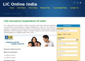 liconlineindia.com