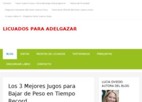 licuadosparaadelgazar.com
