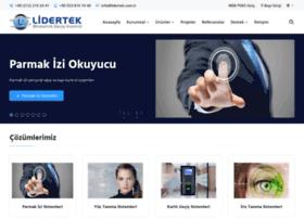 lidertek.com.tr