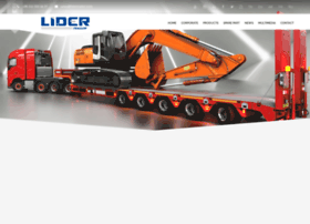 Lidertrailer.com