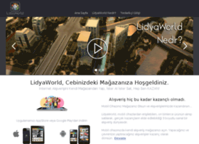 lidyaworld.com