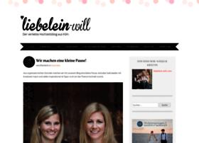liebelein-will.com