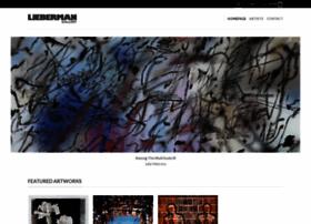 liebermangallery.com