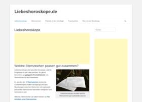 liebeshoroskope.de