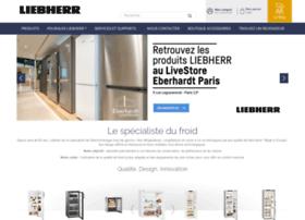 liebherr-electromenager.fr