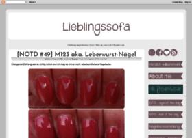 lieblingssofa.blogspot.de