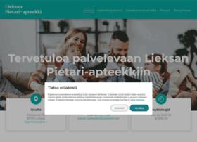 lieksanapteekki.fi