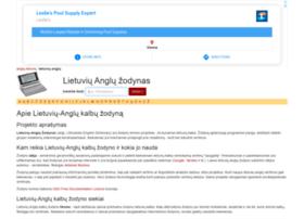 lietuviu-anglu.com