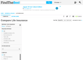 life-insurance.findthebest.com