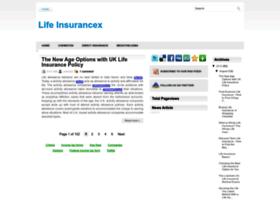 Life-insurancex.blogspot.com