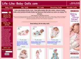 life-like-baby-dolls.com