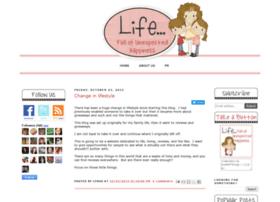 life-unexpectedhappiness.blogspot.com