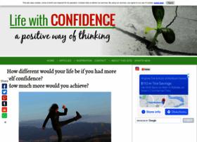 life-with-confidence.com