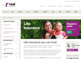 life.realinsurance.com.au
