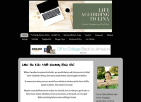 lifeaccording2lina.blogspot.com