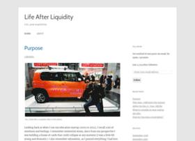 lifeafterliquidity.com