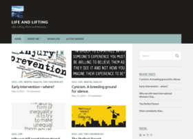 lifeandliftingblog.com
