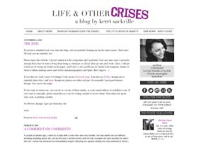 lifeandothercrises.blogspot.com
