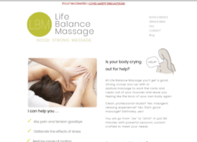 lifebalancemassage.net