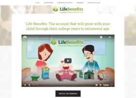 lifebenefitsaccount.squarespace.com