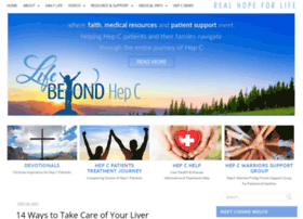 lifebeyondhepatitisc.com
