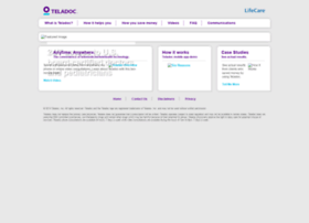 lifecare.teladoc.com