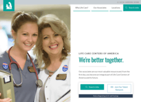 lifecarecareers.com