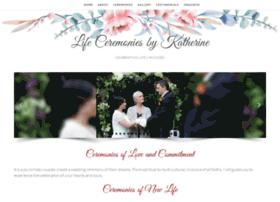 lifeceremoniesbykatherine.com