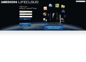 lifecloudmedion.com