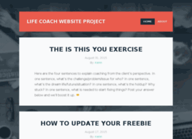 lifecoachwebsiteproject.com