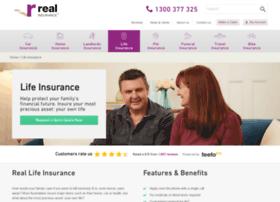 lifecover.realinsurance.com.au