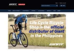 lifecyclebicycleshop.com