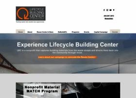 lifecyclebuildingcenter.org