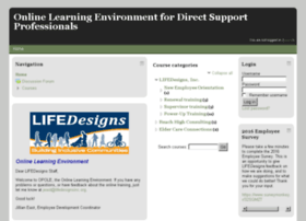 lifedesigns.remote-learner.net