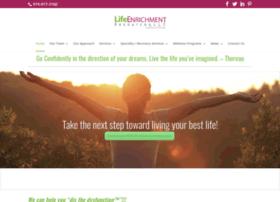 lifeenrichmentnc.com