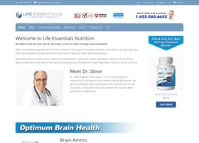 lifeessentialsnutrition.com
