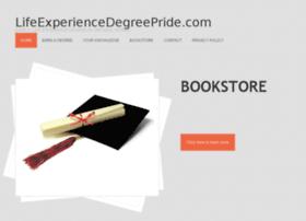 lifeexperiencedegreepride.com