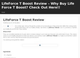 lifeforcetboosthelp.com
